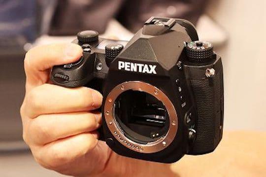 Pentax APS-C DSLR