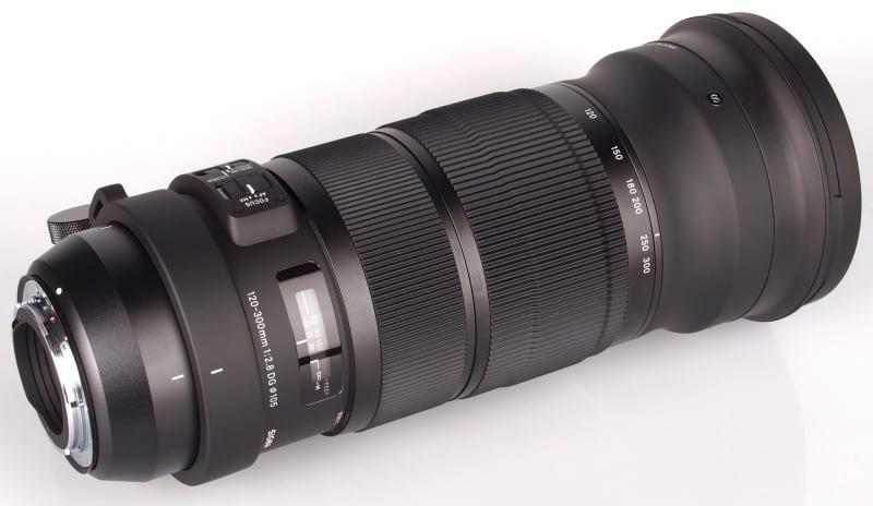 Nikon 120-300mm f/2.8 Lens