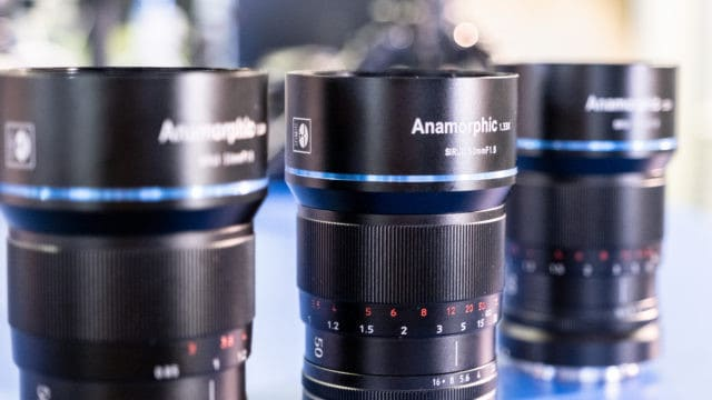 SIRUI's Anamorphic Lens