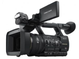 professional-HD-video-camera