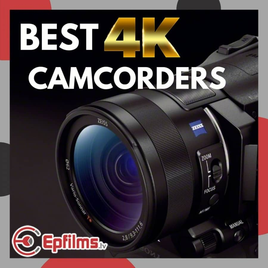 best-4k-camcorders-consumer