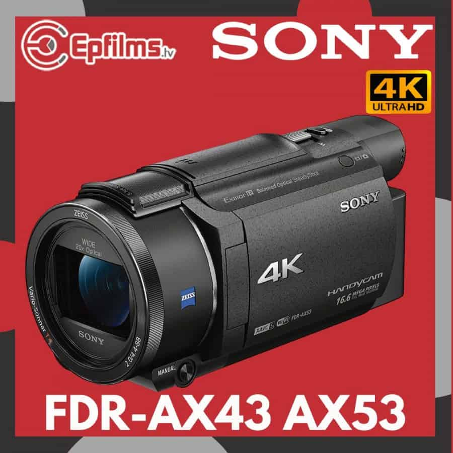 best-4k-camcorder-sony