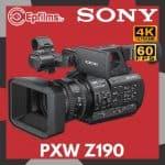 Sony PXW-Z-190