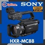 Sony HXR-MC88 Review