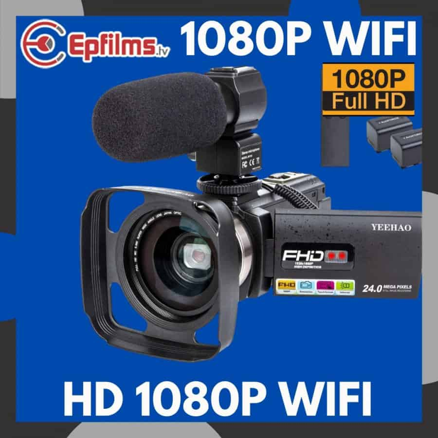 Top 10 Best Hd Camcorders Updated 2020