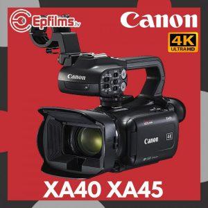 XA40 film making camera