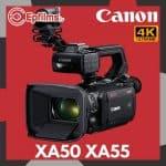Canon XA50 / XA55