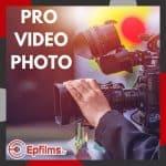 EP's HD 4K 8K Video Camera  Camcorder Digital Camera For 4k Mirrorless Filming
