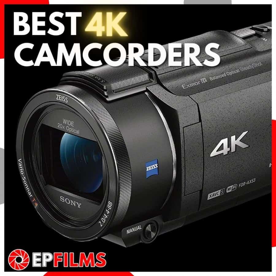 best-4k-consumer-camcorder-budget